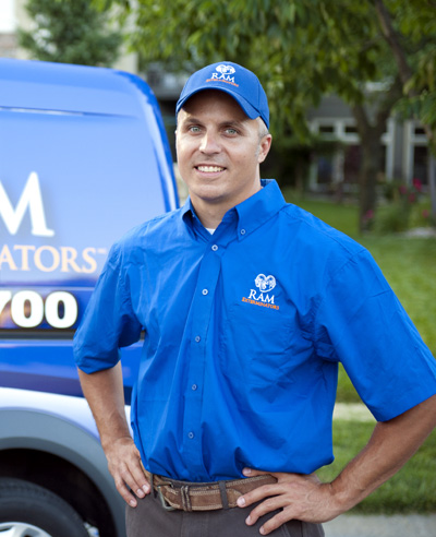 Ram Guy With Van Ram Exterminators Pest Control Blog